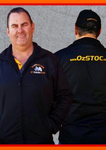 OzSTOC Jacket
